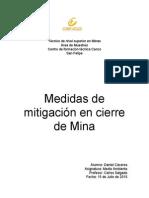Medidas de mitigación en cierre de Mina.docx