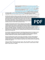 FOMC July Statement Blueline