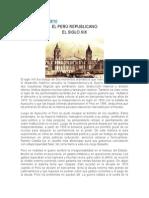 Perú Republica Historia