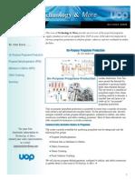Uops on Purpose Propylene Production