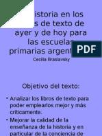 La Historia en Los Libros de Texto-130903222935
