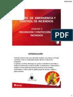 Prevención y Protección de Incendios
