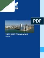 Informe Economico - Anual 2013
