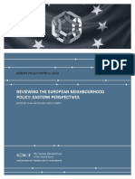 Reviewing the European Neighbourhood Policy