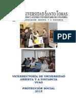 GUIA de Proyección Social VUAD