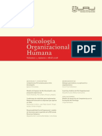 Psicologia Organizacional Humana