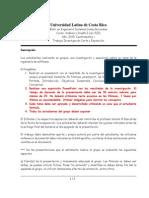 Isc-520 Guia Investigación Corta 2015-i