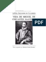 Suarez, Figaredo. Vida de Cervantes