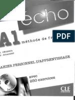 Écho - A1 Méthode de Français