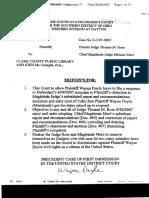 Doyle v. McConagha et al - Document No. 77