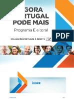 Portugal À Frente - Agora, Portugal Pode Mais