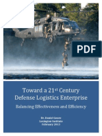 21 Stcentury Logistics Support