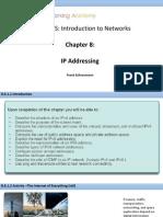 Cisco Netacad Chapter 8