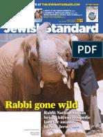 Jewish Standard, July 31, 2015