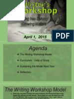writers workshop spring has sprung!  april 1 2015 (2)