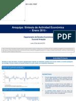 Presentacion Arequipa 01 2015