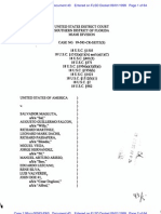 """Augusto """"Willy"""" Falcon & Salvador """"Sal"""" Magluta Indictment"""