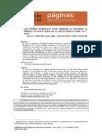 Un Modelo Borbónico Para Defender La Frontera..., Por r. Fradkin y s. Ratto