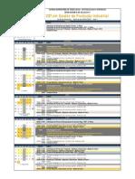 Cronograma GPI 2014