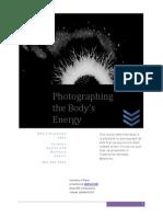 Kirlian Imaging of the Life Force