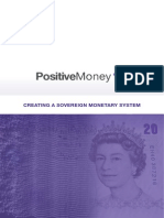 Positive Money - Creating and Switching to a Full Sovereign Monetary System