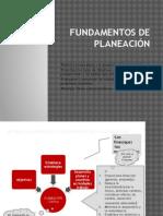 Fundamentos de Planeación Ultimo