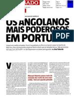Angolanos Que Mandam