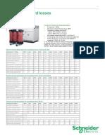 TRIHALTechnical Data Sheet - Standard Losses En