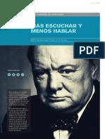 Más Escuchar y Menos Hablar - FOCUS Marzo 2015