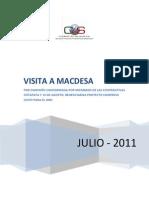 155 Informe Visita Macdesa