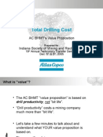 Total Drilling Cost