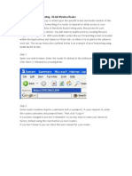DLink_port  forwarding
