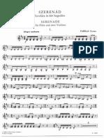Farkas Ferenc Serenade Fur Flote Und Zwei Violinen Violino2