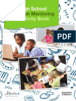 Mentor Activity Book