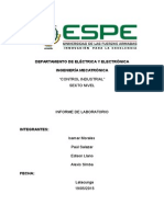 Informe I Control Industrial