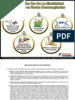 11. Las 5 Reglas de Oro de La Electricidad