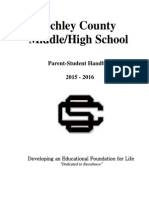 15-16 high school handbook