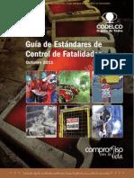 Guía de Estándares de Control de Fatalidades[1]