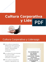 Cultura Corporativa y Liderazgo