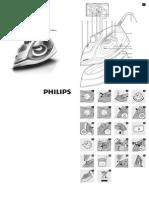 Phillips_G1903 Steam Iron Manual