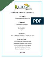 Introducción a La Administración Financiera Grupo N.-3