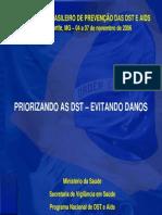 Valdir Pinto Priorizando as Dst Evitando Danos