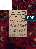 AAB Issue 4, It's Fucking About a Bicycle! (Summer 2015)