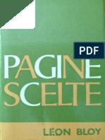 Léon Bloy - Pagine scelte