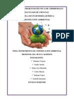 Instrumentos de Certificacion Ambiental