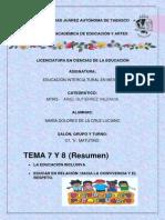 TEMA 7 y 8