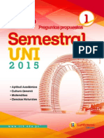 SEMESTRAL UNI 2015