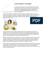 6 Eficaces Ejercicios Para Eliminar La Celulitis