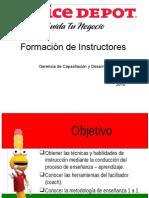 Formación de Instructores Individual
