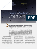 Duncum (2014), Youth on Youtube Smart Swarms